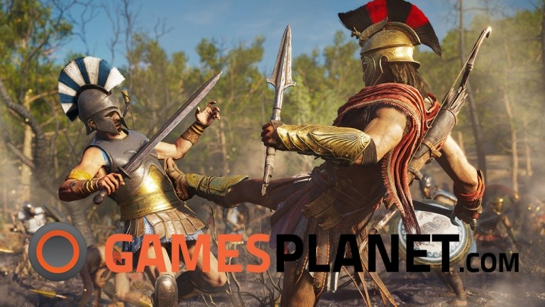 Gamesplanet Assassin39s Ultimate Odyssey Creed at half price News