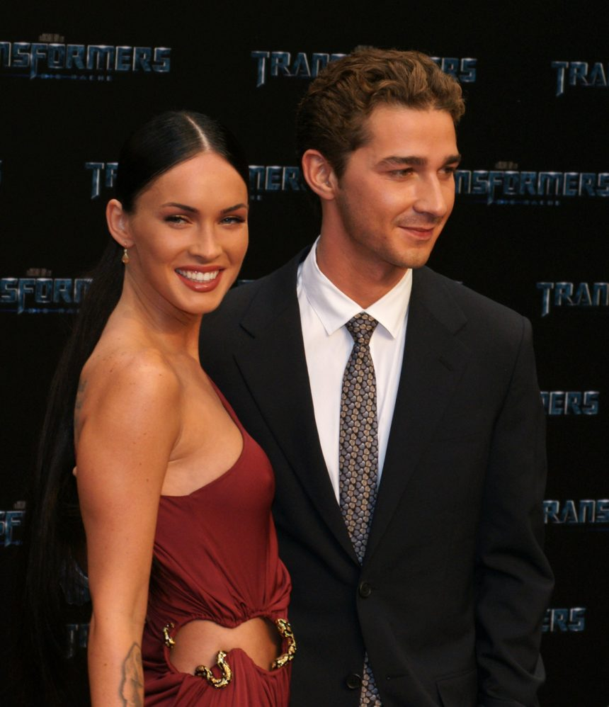 megan fox shia LaBeouf 860x998