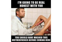 Top 10 most embarrassing situations in the gynecologist