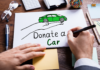 Donate a car for a tax credit