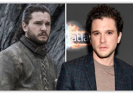 when they see what Kit Harington looked like in season one