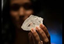 The world's largest diamond