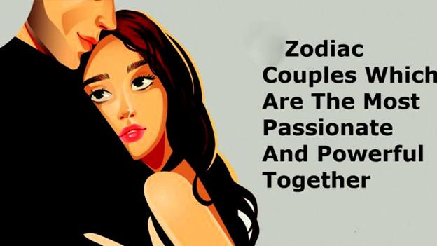 Zodiac couple