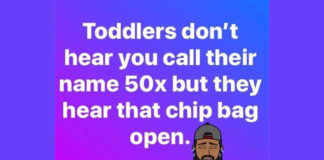 Toddler quotes : They don't hear you call...