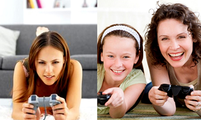 My Mom Is Addicted To Videogames. Our Life Is A Mess!